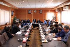 کمیسیون دانشجویی استان برگزار شد/تاکید بر حمایت از کانون های دانشجویی