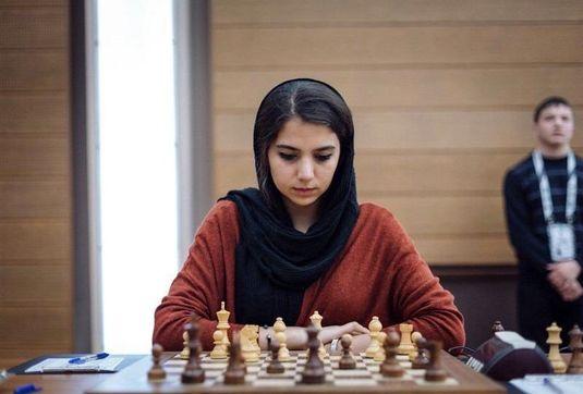 شطرنجبازان ایران در سال 96 تاریخسازی کردند/ در کنار خانواده بودن بزرگترین عیدی برای من است