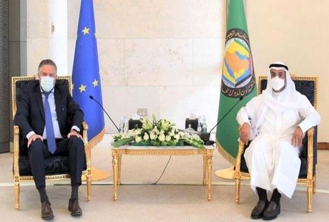 تکرار درخواست حضور شورای همکاری خلیج فارس در مذاکرات هستهای ایران