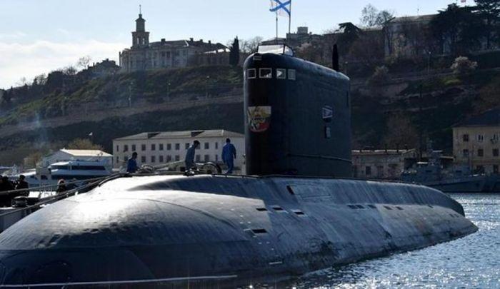 ابراز نگرانی آمریکا از استقرار زیردریاییهای روسیه در مدیترانه