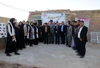 بازدید معاون وزیر ورزش و جوانان از سمن مهر گستر کویر
