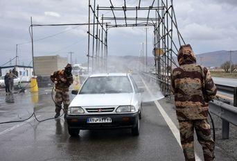 محدودیت تردد در ورودی شهر اراک
