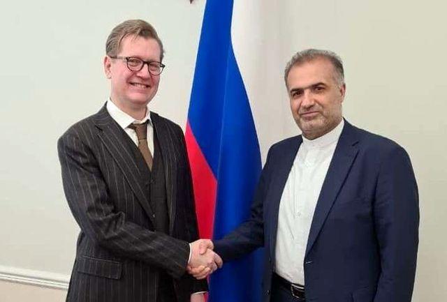 تاکید ایران و روسیه برای همکاری در زمینه محصولات کشاورزی