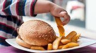 افزایش 3برابری چاقی در کودکان