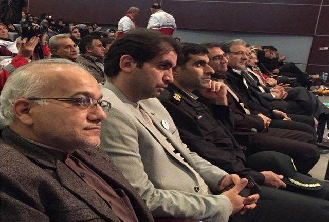 """برگزاری همایش """"ماه و ما"""" به مناسبت روز داوطلب در قزوین"""