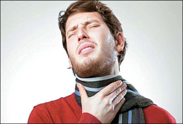 درمان معجزه آسای گلو درد بر اساس مزاج انسان !