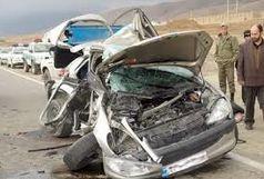 حادثه وحشتناک در جاده گوارشک
