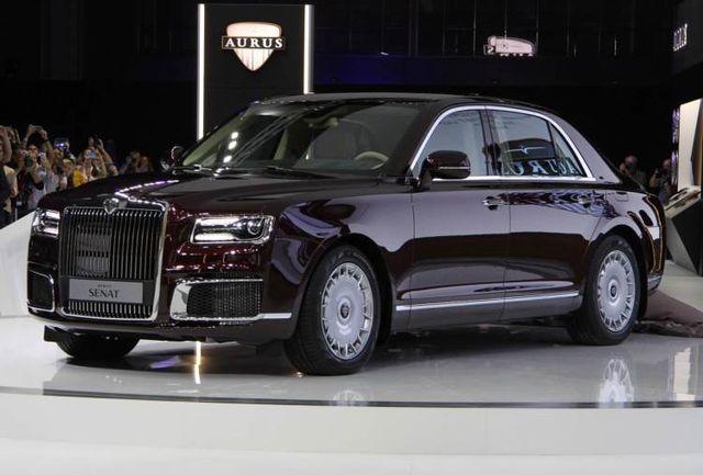 سران عرب عاشق ماشین پوتین شدند