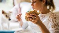 علت پرخوری قبل از عادت ماهانه چیست؟