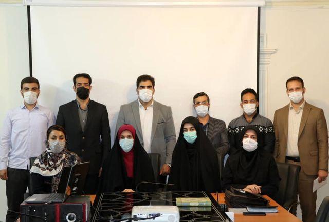 ضرورت توسعه آموزشهای مجازی در سازمانهای مردمنهاد جوان همدان