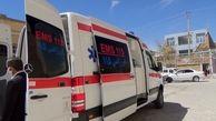 انتقال ۲۳ نفر از مصدومین تصادف قطار به بیمارستان
