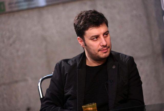 جواد عزتی هم خواننده شد / ببینید