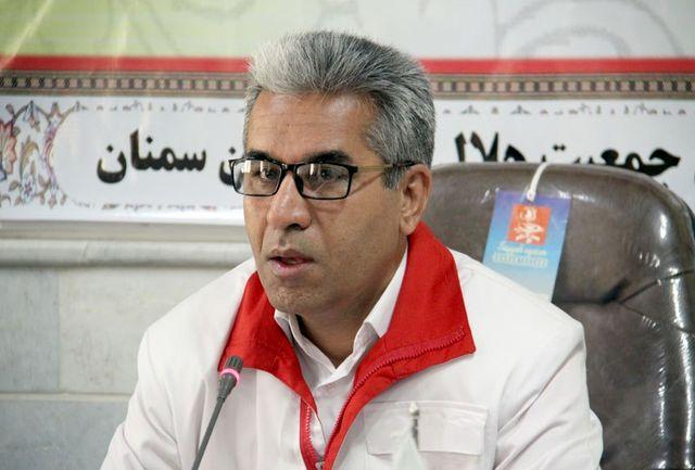 20پایگاه امداد و نجات جاده ای استان سمنان در تعطیلات نوروز آماده خدمات رسانی به مسافران