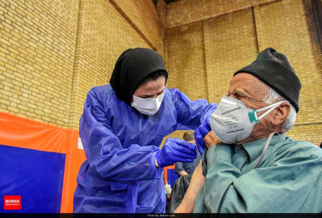 سالمندان بالای ۸۰ سال جا مانده از واکسن کرونا به پایگاه سلامت مراجعه کنند