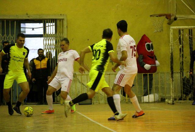 سوت پایان رقابت های فوتسال جام فجرآقایان، در بیرجند