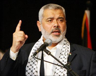 هنیه تحریمهای آمریکا ضد ملت ایران را ظالمانه خواند