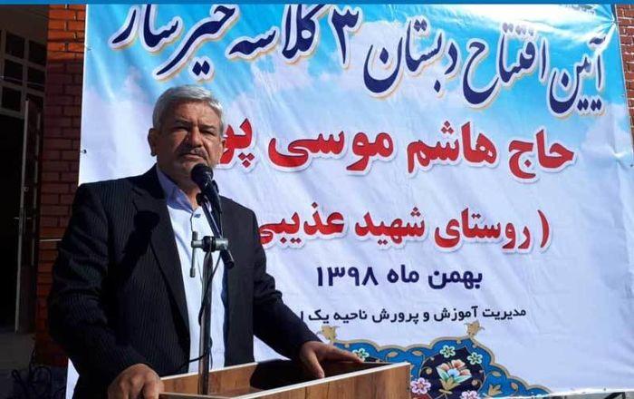 افتتاح بیش از۸۰۰ کلاس درس در خوزستان تا مهر ۹۹