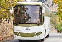 امداد رسانی به اتوبوس در راه مانده در جنگل گلستان