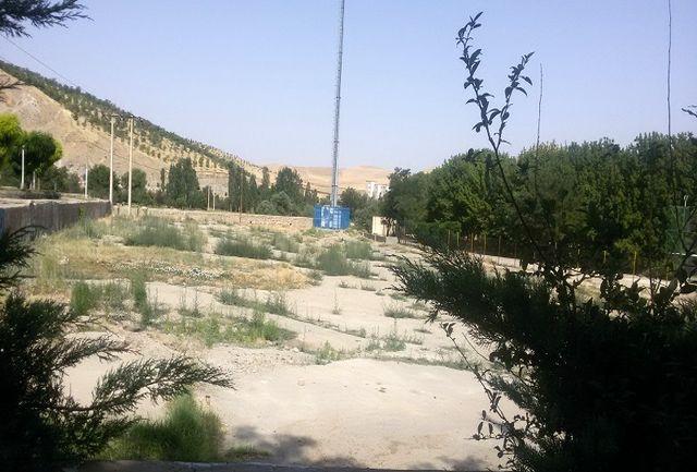 بیش از 7000 مترمربع به فضای سبز شهر کرمان اضاف شد
