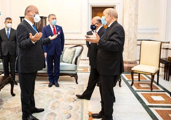 عراق در انتظار حمایت بینالمللی است