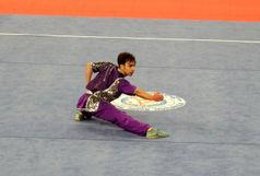 مسابقات قهرمانی ووشو دانشجویان دانشگاههای کشور در بخش تالو به پایان رسید