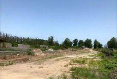 رفع تصرف ۳۷هزار مترمربع از اراضی ملی