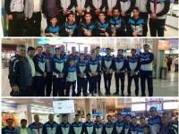 آکروژیم کاران سمنانی به رقابتهای آسیایی اعزام شدند