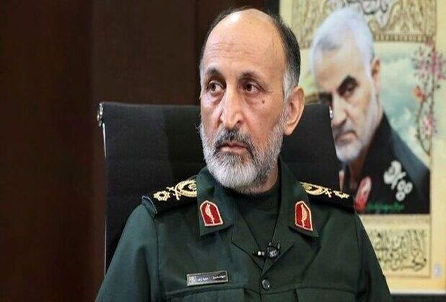 شخصیتهای عراقی عروج سردار حجازی را به رهبر معظم انقلاب تسلیت گفتند
