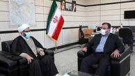 هموارتر شدن مسیر آبادانی استان با اجرای طرح توسعه امامزاده سید عباس بجنورد
