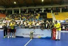 تیم ملی هاکی مردان ایران در آسیا قهرمان شد