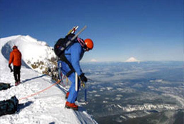 تلاش بی سابقه امداد گران برای نجات جان دو کوهنورد جوان