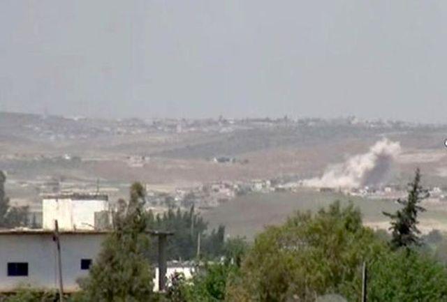 ارتش سوریه حمله تروریست ها درادلب و حماه را دفع کرد