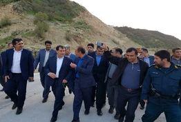افتتاح جاده ملی پاتاوه-دهدشت تا شهریور 98