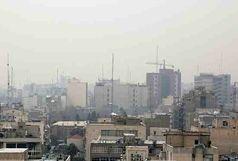 هوای اصفهان همچنان آلوده است