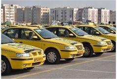 جمع آوری تاکسی های فرسوده کرج