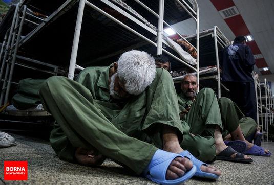 حکایت مردانی طرد شده در  بن بست خاوران