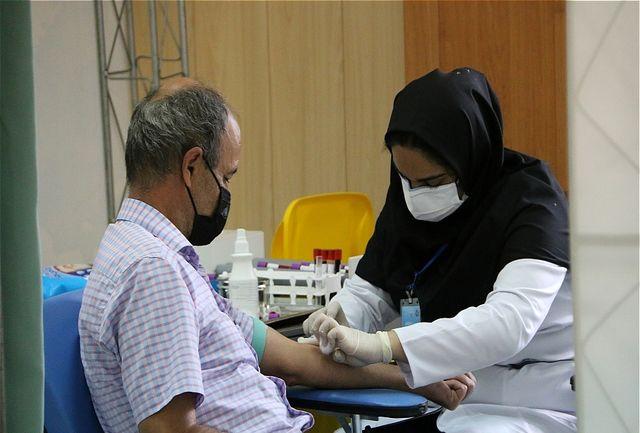 سههزار و ۷۰۰ مددجوی بهزیستی در اصفهان واکسن کرونا دریافت کردند