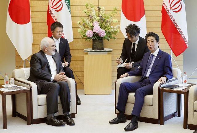 باید برای نجات برجام اقدام کرد/ وضعیت خاورمیانه باعث ناراحتی ژاپن شده است