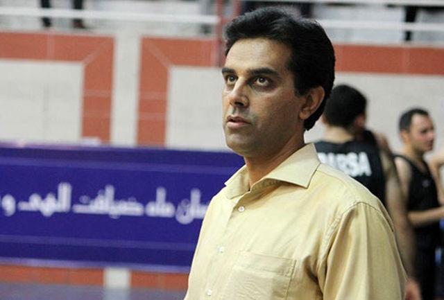 تمرینات تیم بسکتبال ثامن مشهد آغاز میشود