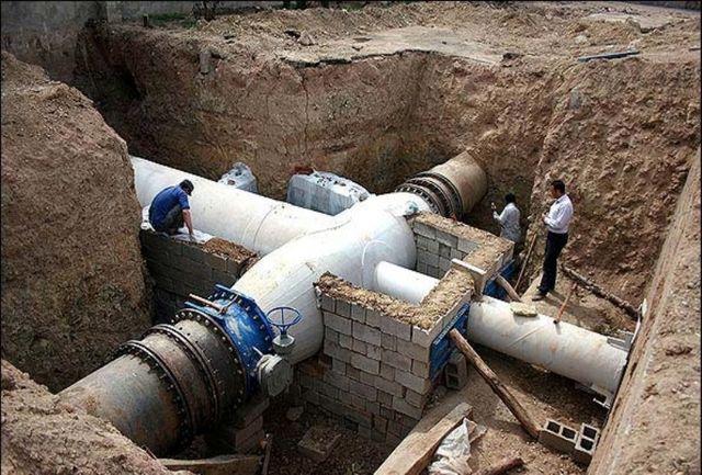 5 روستای همدان به شبکه فاضلاب مجهز می شوند