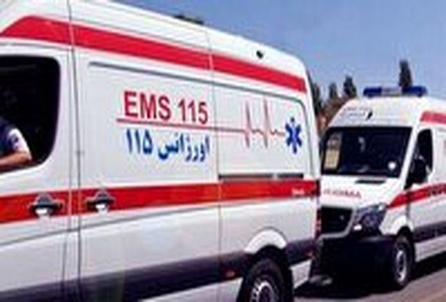 درخشش پرسنل اورژانس ۱۱۵ خراسان جنوبی در کشور