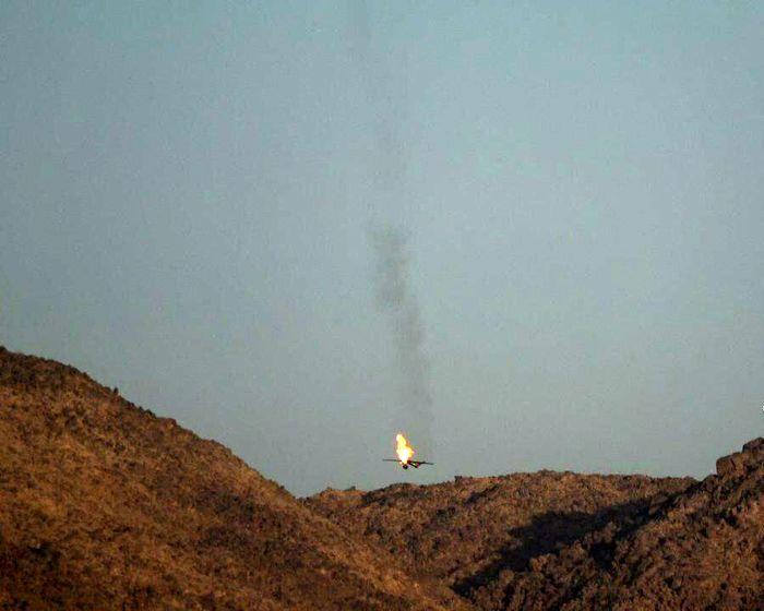 ارتش یمن هواپیمای جاسوسی ائتلاف سعودی را سرنگون کرد