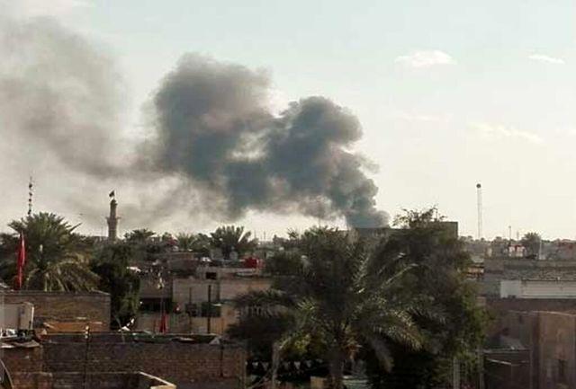 انفجار شدید بغداد را لرزاند