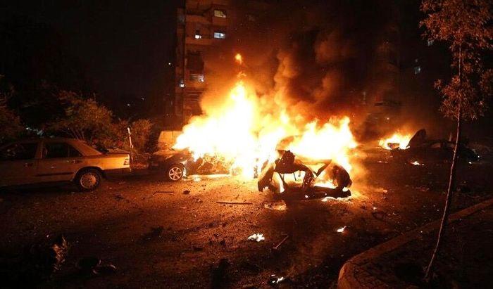 انفجار خودروی بمبگذاری شده در بغداد