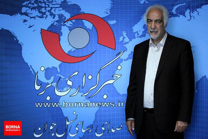 کریمی: انقلاب زیرساختی در ورزش ایران رخ داده است
