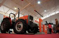 جذب ۶۴۴ دستگاه  ماشینآلات کشاورزی در استان مرکزی