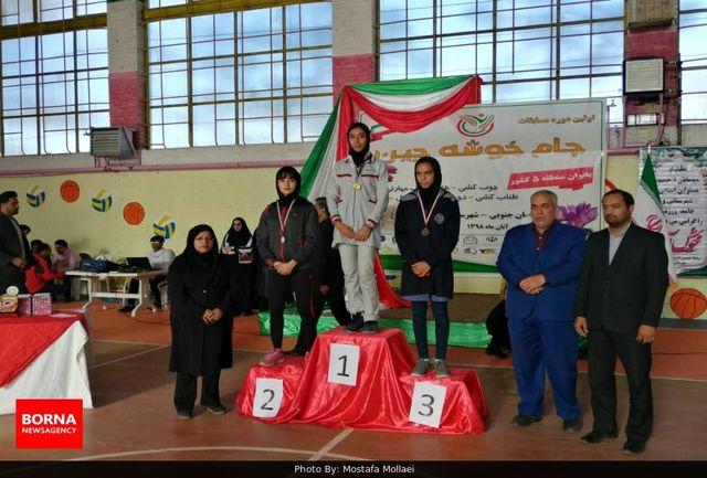 دونده سیستان و بلوچستان قهرمان رقابتهای کشوری شد