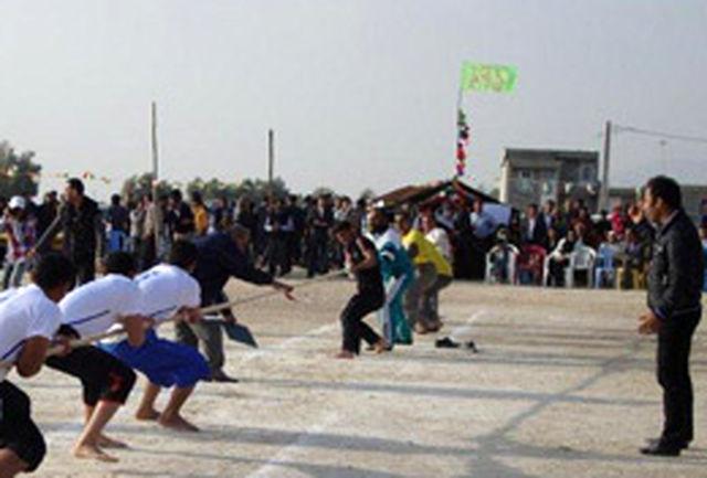 کردستان در بازیهای بومی، محلی و ورزشهای سنتی اردبیل خوش درخشید