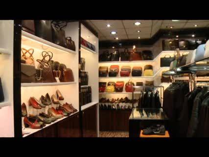 گشایش نمایشگاه تخصصی کیف و کفش در همدان