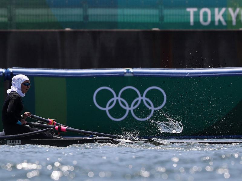 رقابت های المپیک ۲۰۲۰توکیو/ مسابقات روئینگ